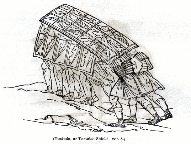 Testudo, or Tortoise-Shield