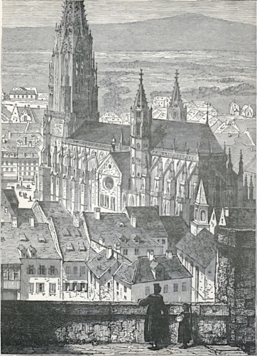 City and Cathedral of Freiburg