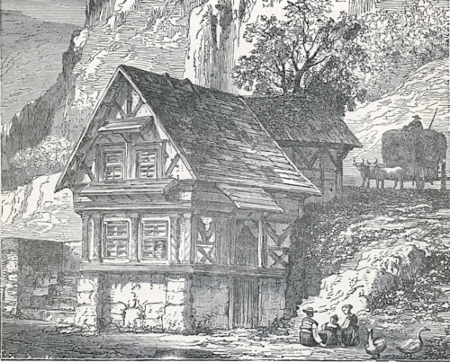 Peasant's House in the Black Forest