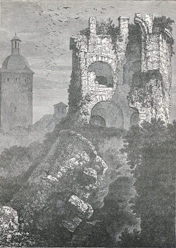 Ruins of a Castle
